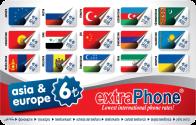 Asia&Europe 6TL Telefon Kartı